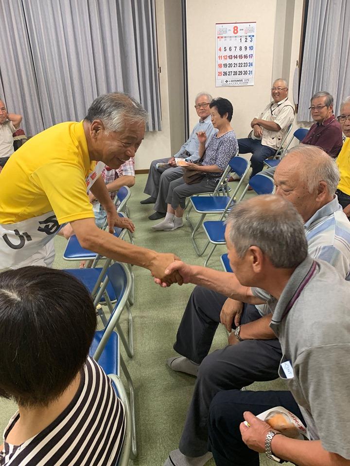 選挙戦6日目、夜の個人演説会は、西多賀・ひより台・太白団地・上野山で開催いたしました。