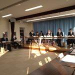 太白地域連合町内会と仙台市による地域懇談