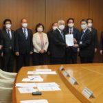 村井 嘉浩知事に対し仙台赤十字病院の移転反対