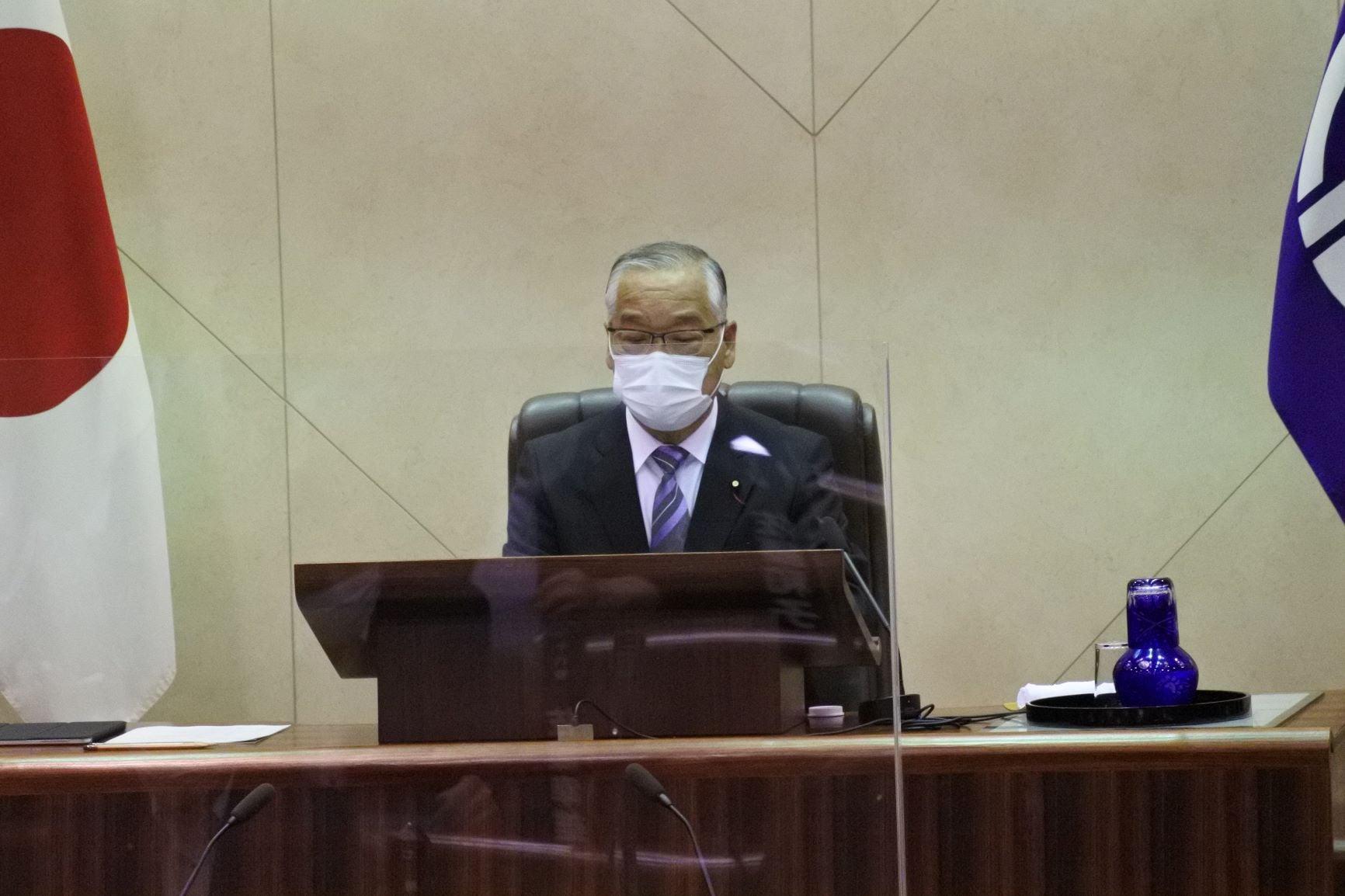 令和3年6月8日 仙台市議会の令和3年第2回定例会(6月定例会)が開会