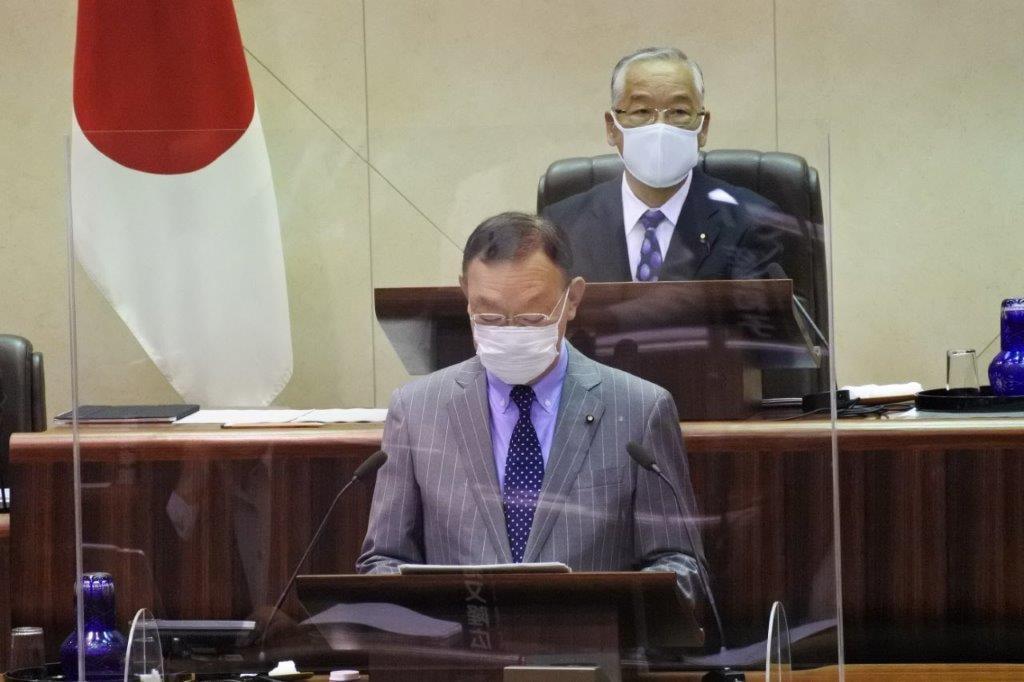令和3年6月14日 仙台市議会令和3年第2回定例会