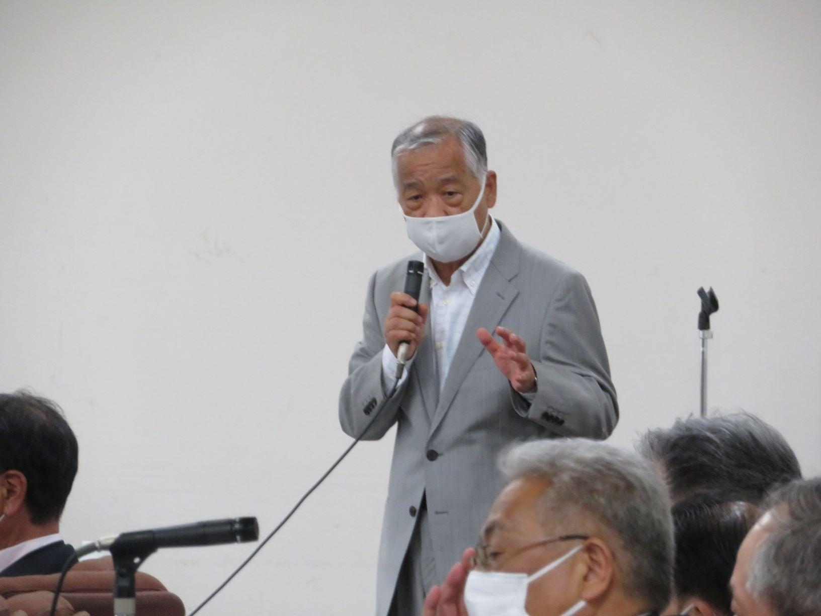 令和3年7月12日 仙台市・名取市広域行政協議会が開催